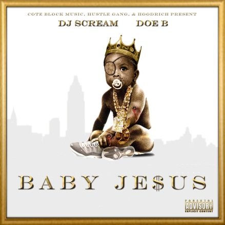 Doe B - Baby Je$us Front Cover